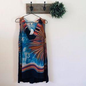 NWT Anthro Tiny Sleeveless Boho Dress S